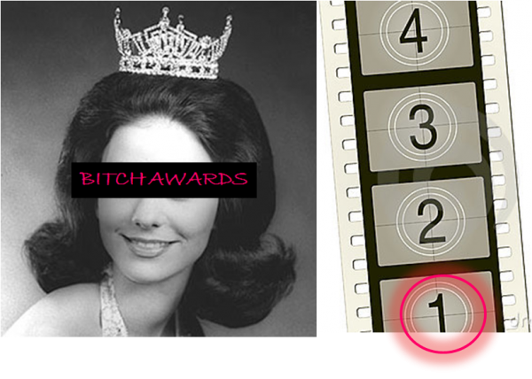 Bitch Awards #1 - Films