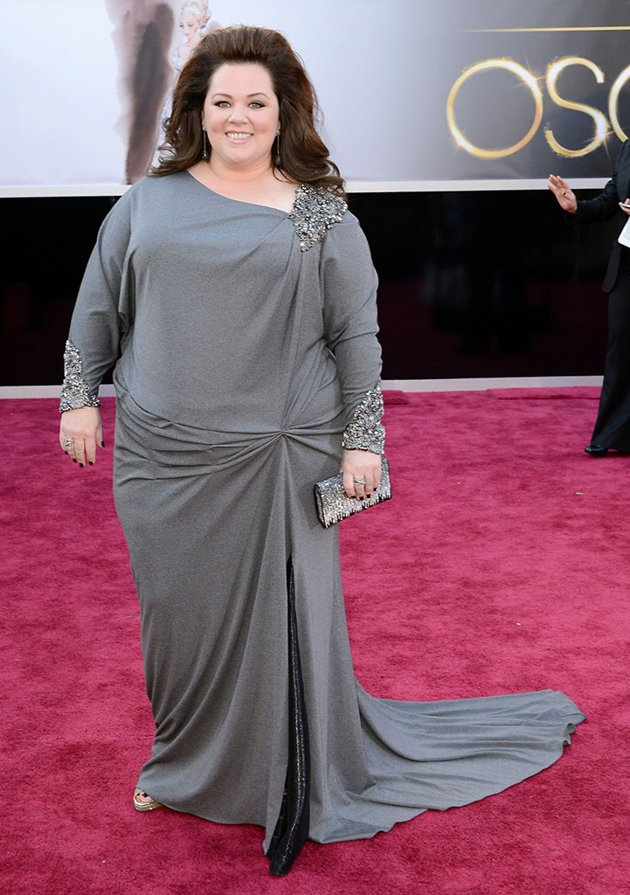 Who says you can't wear a snuggie to the Oscars?