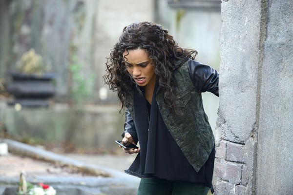 Who would have thought that there would be problems putting Rebekah (Maisie Richardson-Sellers) in a body that was locked in a witch purgatory jail? What could go wrong?