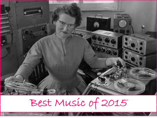 Best Music 2015