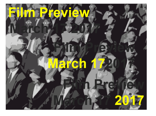 Film Preview March 17