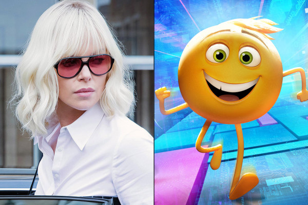 atomic-blonde-and-emoji-movie