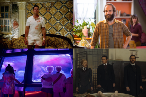 Stills of American Crime Story, High Maintenance, The Alienist and Philip K Dick's Electric Dreams