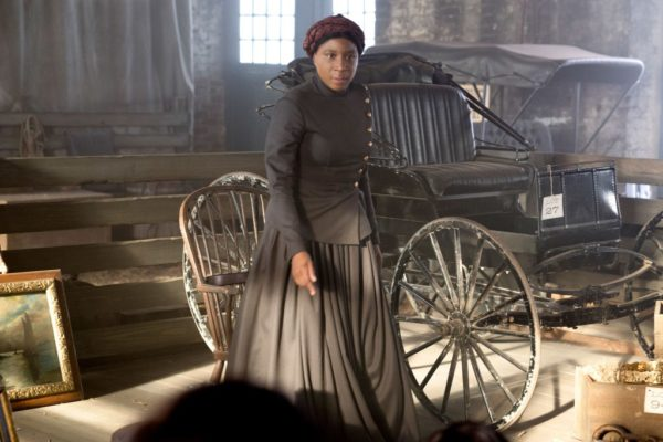"Still of Aisha Hinds in Underground ""Minty"""