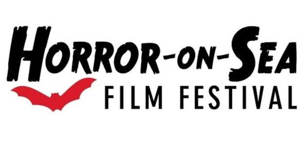 The 2018 Horror on Sea logo