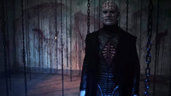 Paul T. Taylor, Hellraiser Judgment, Hellraiser